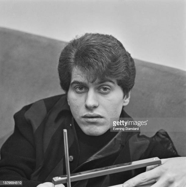 American singer and musician Johnny Rivers, UK, 27th February 1965.