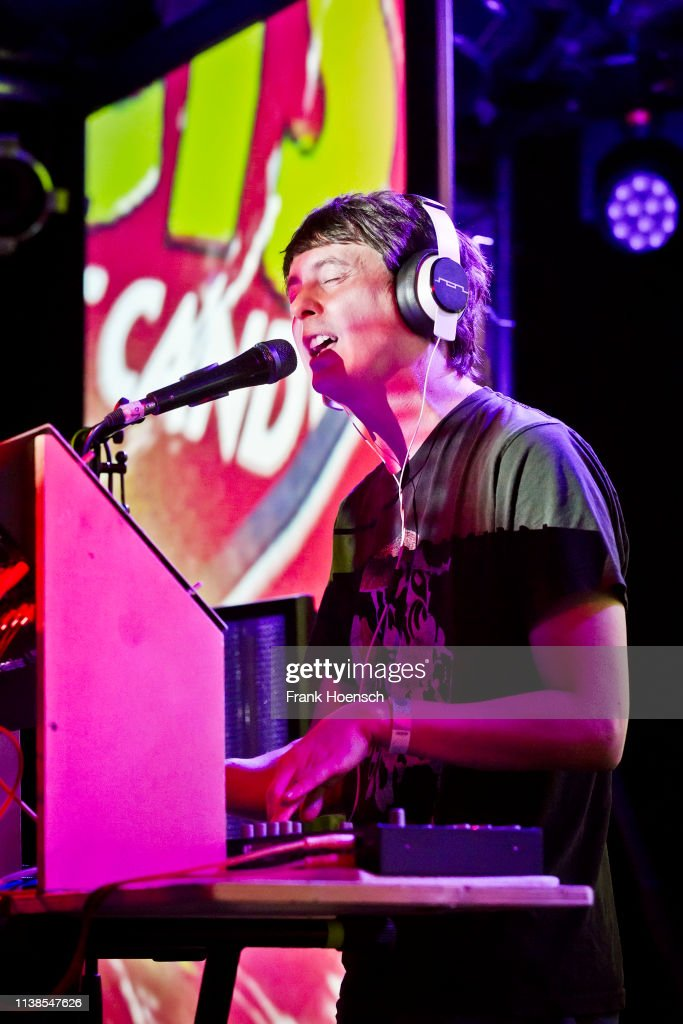 DEU: Panda Bear Performs In Berlin