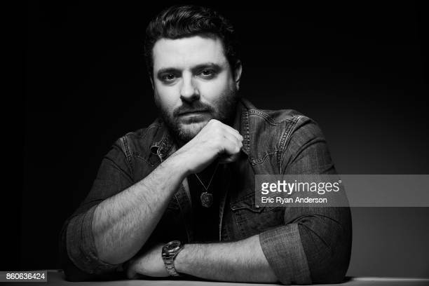 American singer and song writer Chris Young is photographed at the 2017 CMA Festival for Billboard Magazine on June 8 2017 in Nashville Tennessee