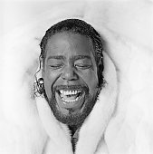 American singer and songwriter barry white in new york city 1987 picture id147390673?s=170x170