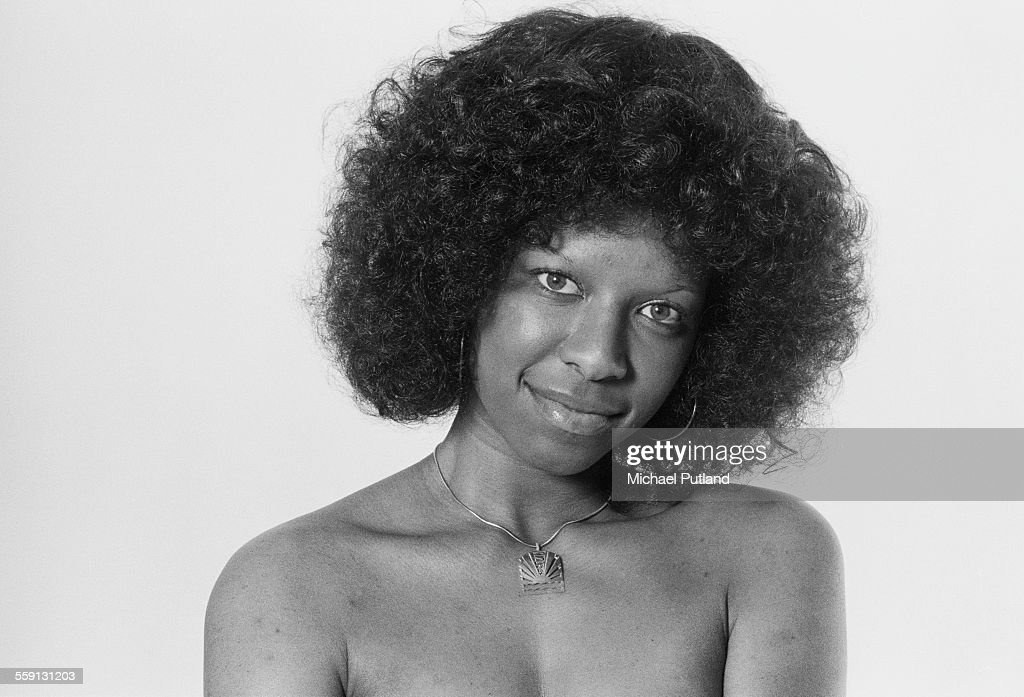 American singer, and songwriter, Natalie Cole, 23rd October 1975.