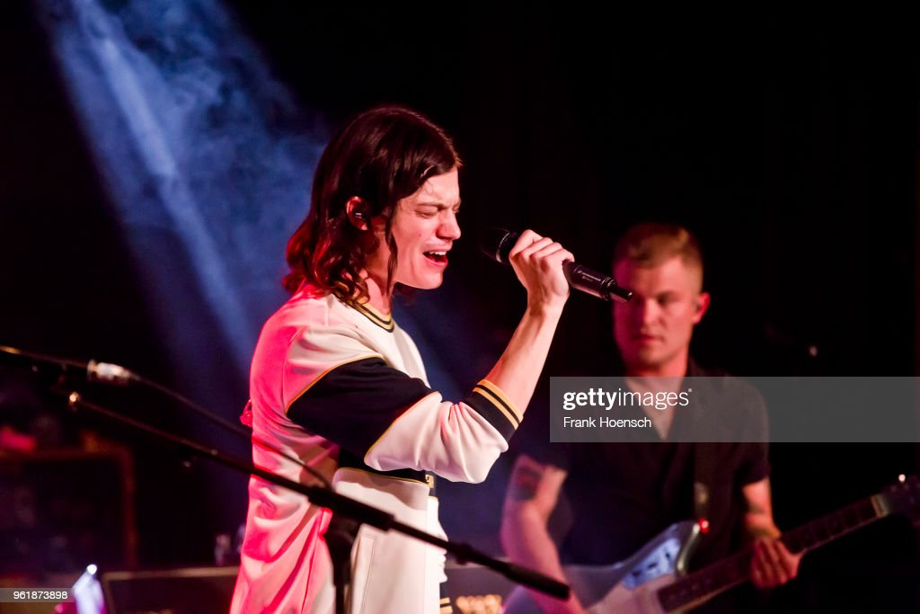 Borns Performs In Berlin