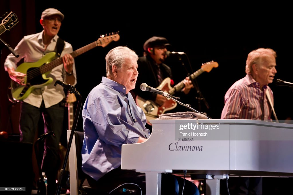 Brian Wilson Performs In Berlin