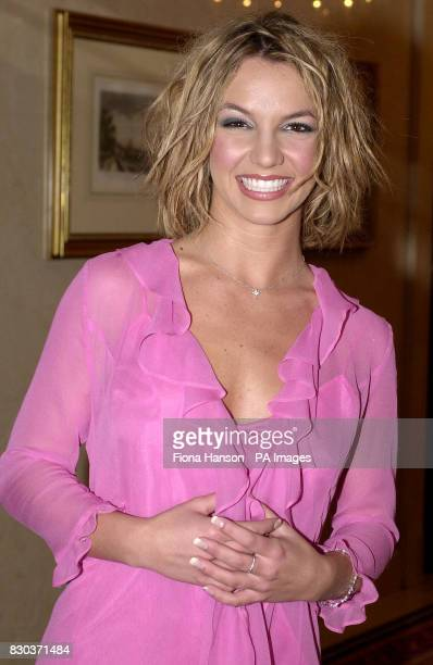 American singer Britney Spears arrives at the 958 Capital FM London Awards in London * 3/11/2000 Britney Spears who went on an 8000 drinking spree...