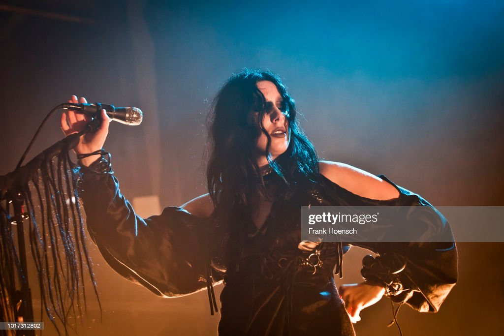 Chelsea Wolfe Performs In Berlin