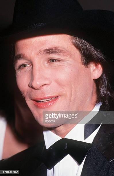 American singer Clint Black circa 1992