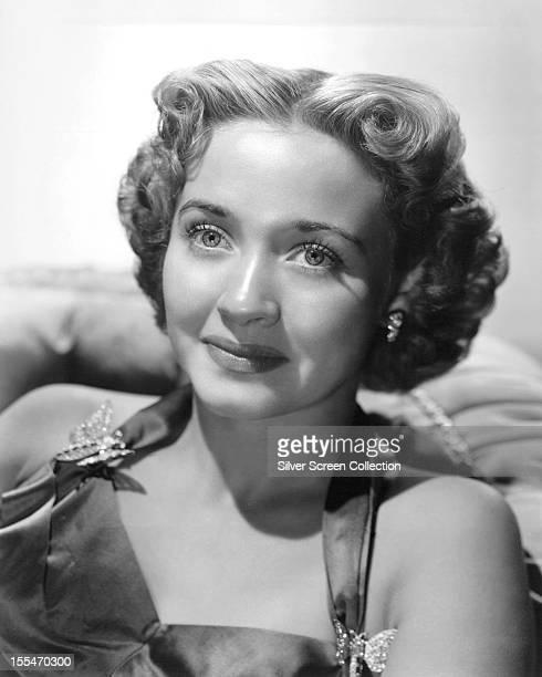 American singer dancer and actress Jane Powell circa 1950