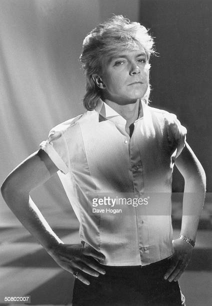 American singer David Cassidy 1985