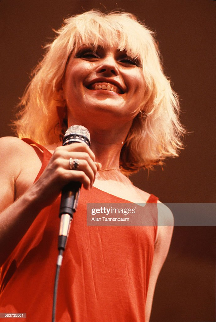 Debbie Harry In Central Park : News Photo