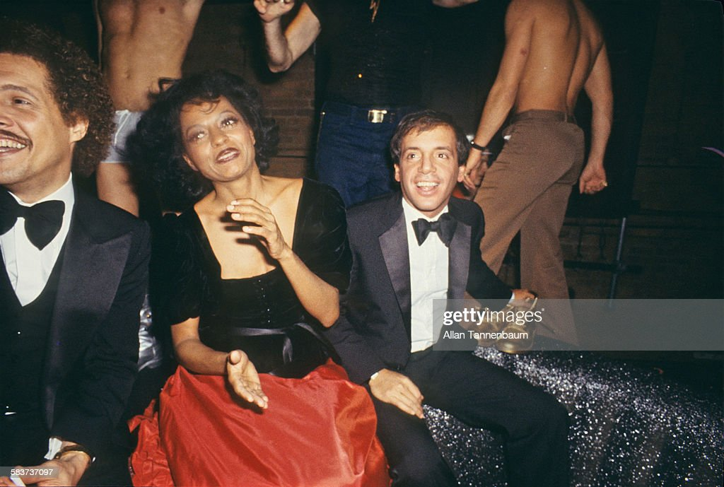 Diana Ross At New Year's Eve Party At Studio 54 : News Photo