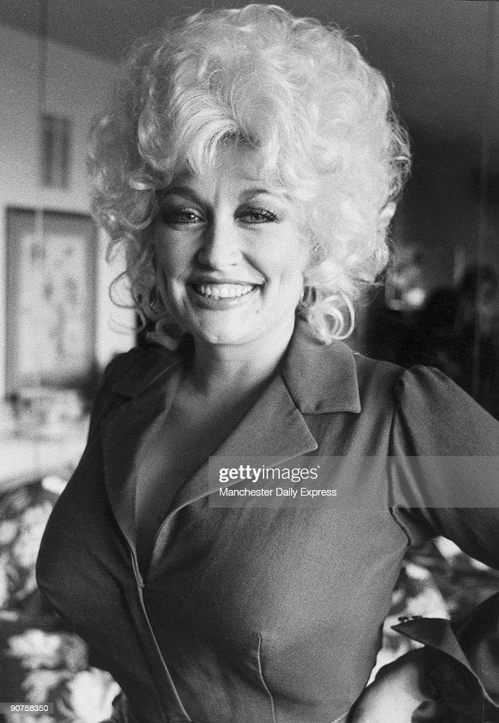 American singer Dolly Parton.