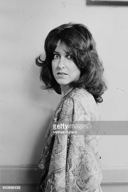 American singer Grace Slick of American rock group Jefferson Starship New York USA September 1978