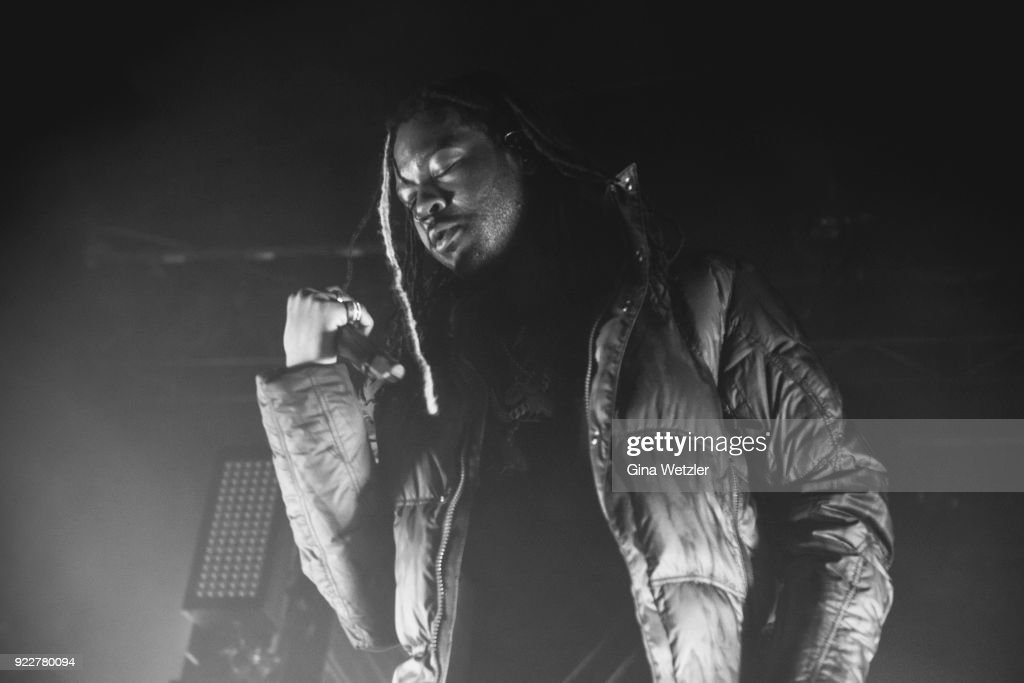 PartyNextDoor Perform In Berlin : News Photo