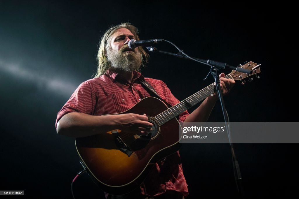 The White Buffalo Performs In Berlin