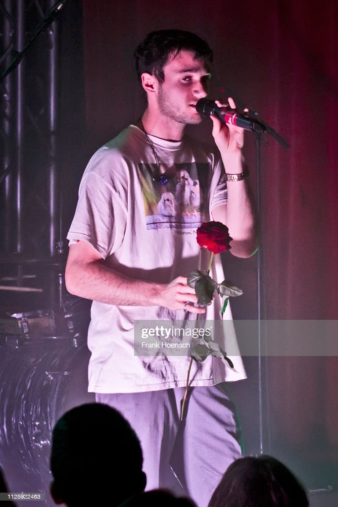 DEU: Jeremy Zucker Performs In Berlin