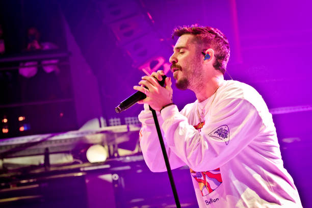 DEU: Jon Bellion Performs In Berlin