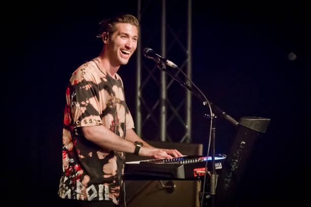 DEU: Justin Jesso Performs In Berlin