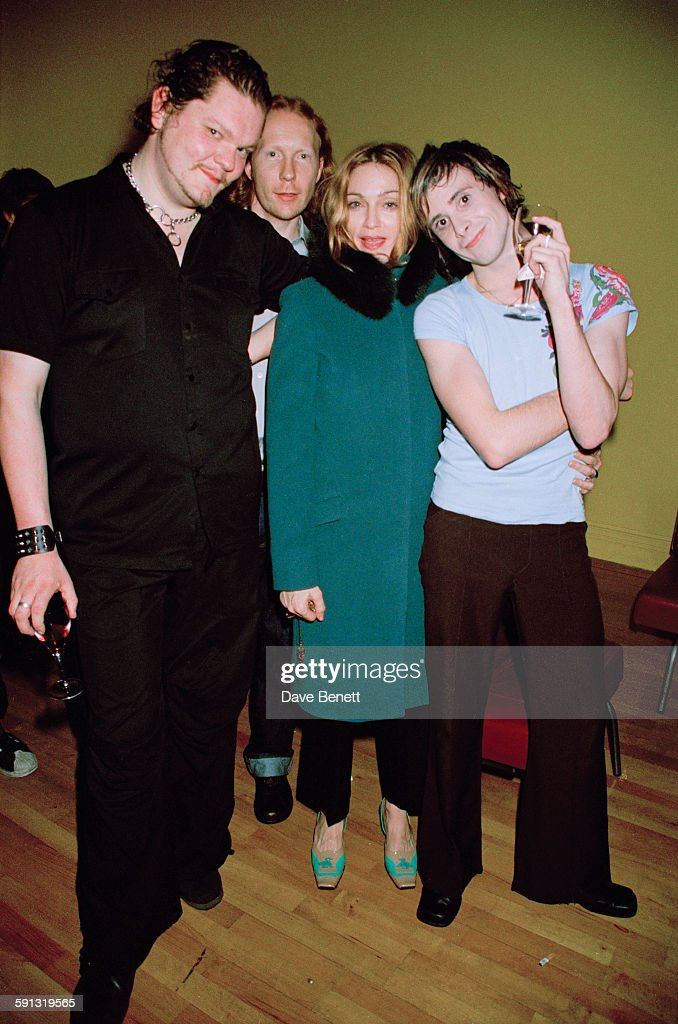 Madonna And The Sneaker Pimps : News Photo