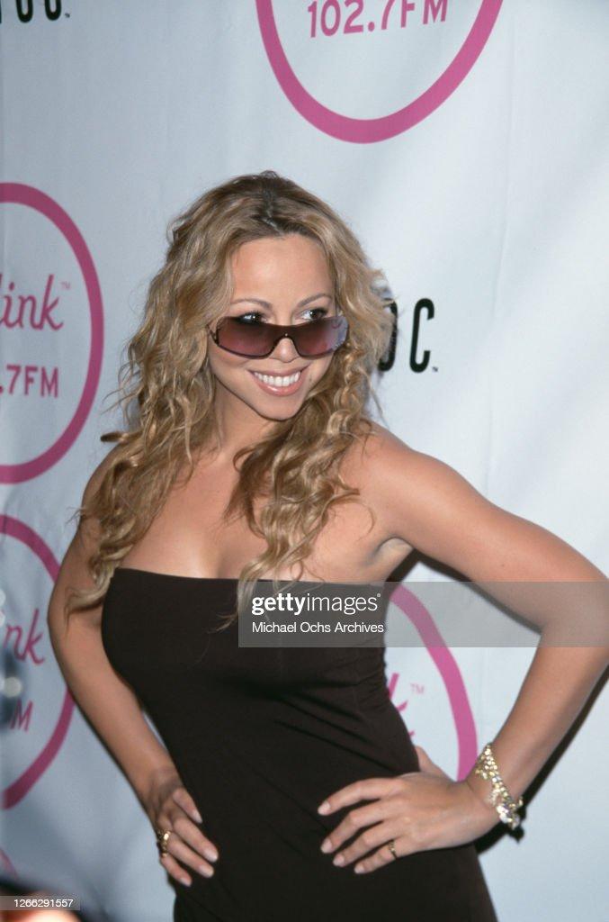 Mariah Carey : ニュース写真