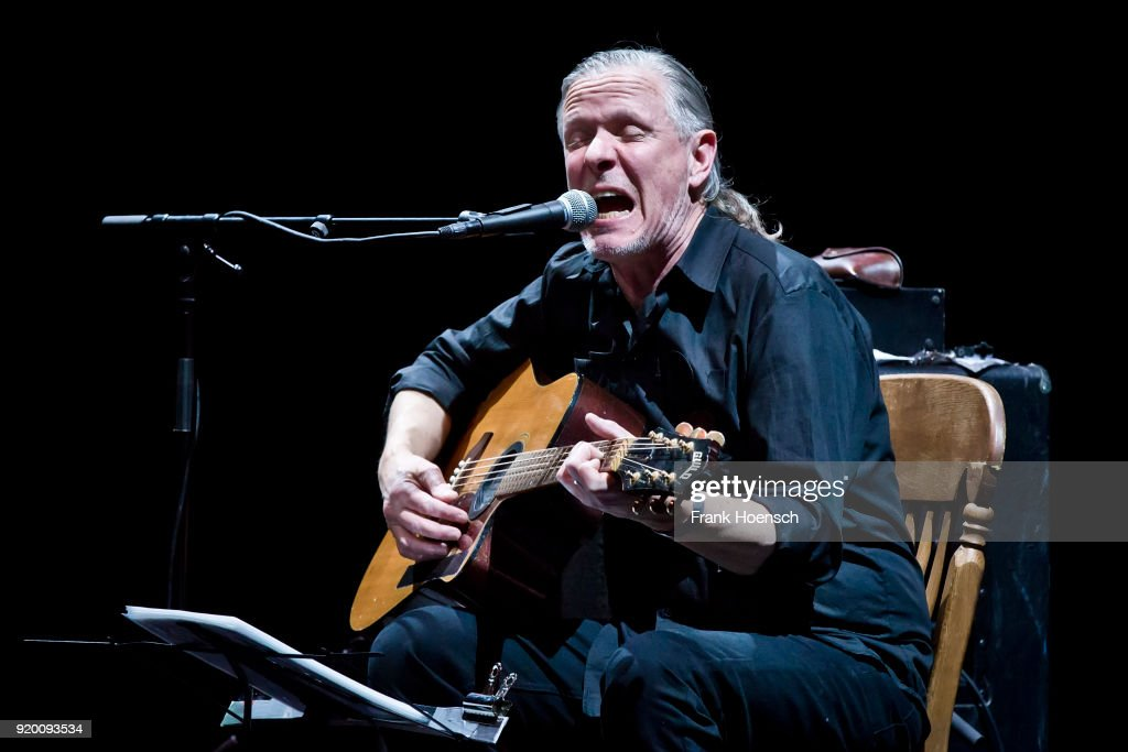 Michael Gira Performs In Berlin