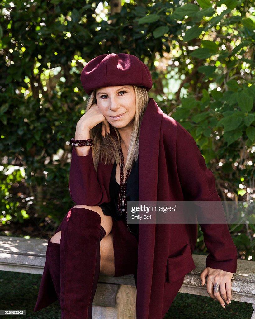 Barbra Streisand, New York Times, August 7, 2016