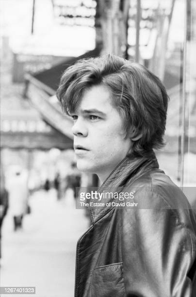 American singer songwriter and actor David Johansen poses for a portrait on April 4, 1979 in New York City, New York. David Johansen was the lead...
