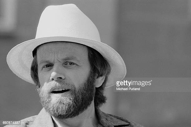 American singer songwriter and guitarist Al Jardine of The Beach Boys Oslo Norway 1982