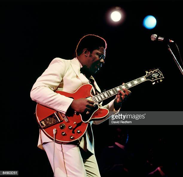 FESTIVAL Photo of BB KING BB King performing on stage