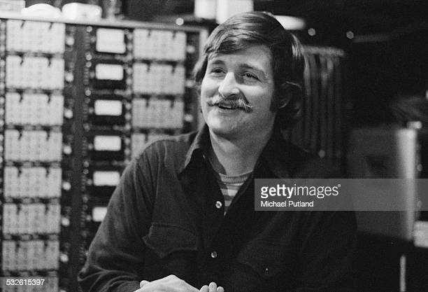 American singer songwriter and guitarist Geoff Muldaur February 1975