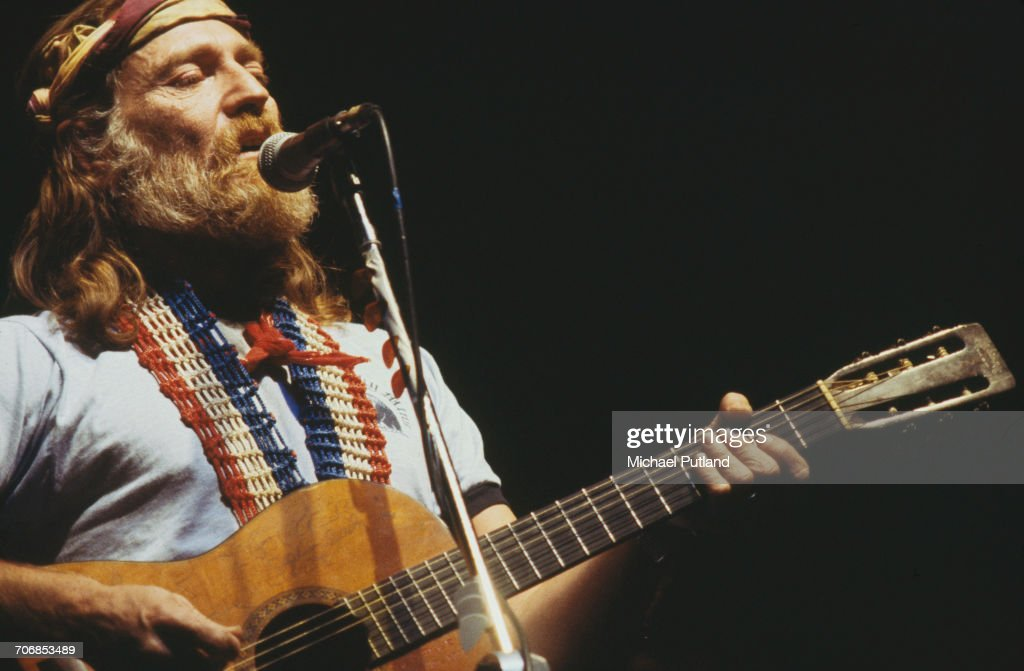 Willie Nelson In New York : News Photo