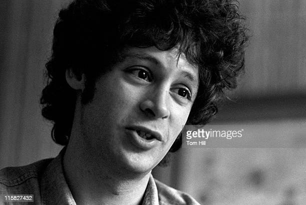 Eric Carmen during Eric Carmen Interview Before His Concert at Alex Cooley's Electric Ballroom in Atlanta November 10 1975 at Holiday Inn Downtown in...