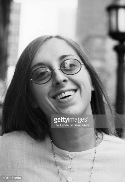 American singer songwriter Judee Sill poses for a portrait on September 30, 1971 in New York City, New York. Judee Sill released two acclaimed albums...