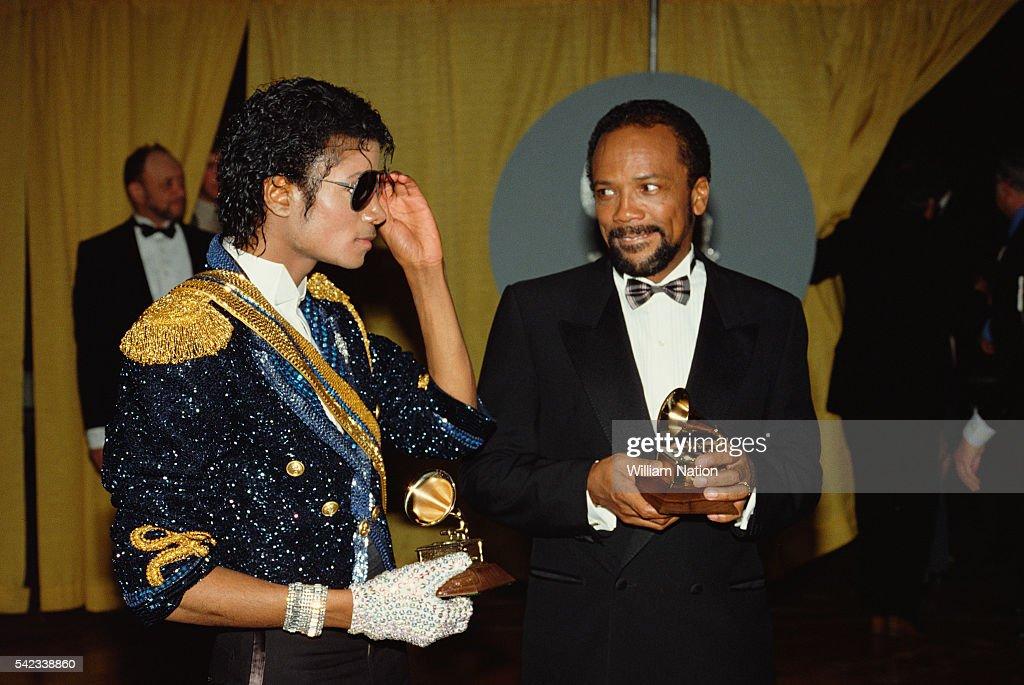 1984 Grammy Awards : Fotografía de noticias