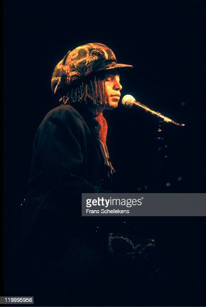 American singer Terence Trent D'Arby performs live on stage at Paradiso in Amsterdam, Netherlands on 16th March 1993.