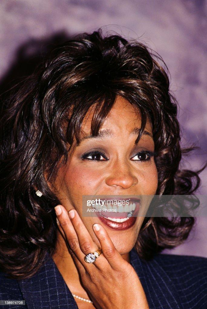 Whitney Houston : Fotografía de noticias