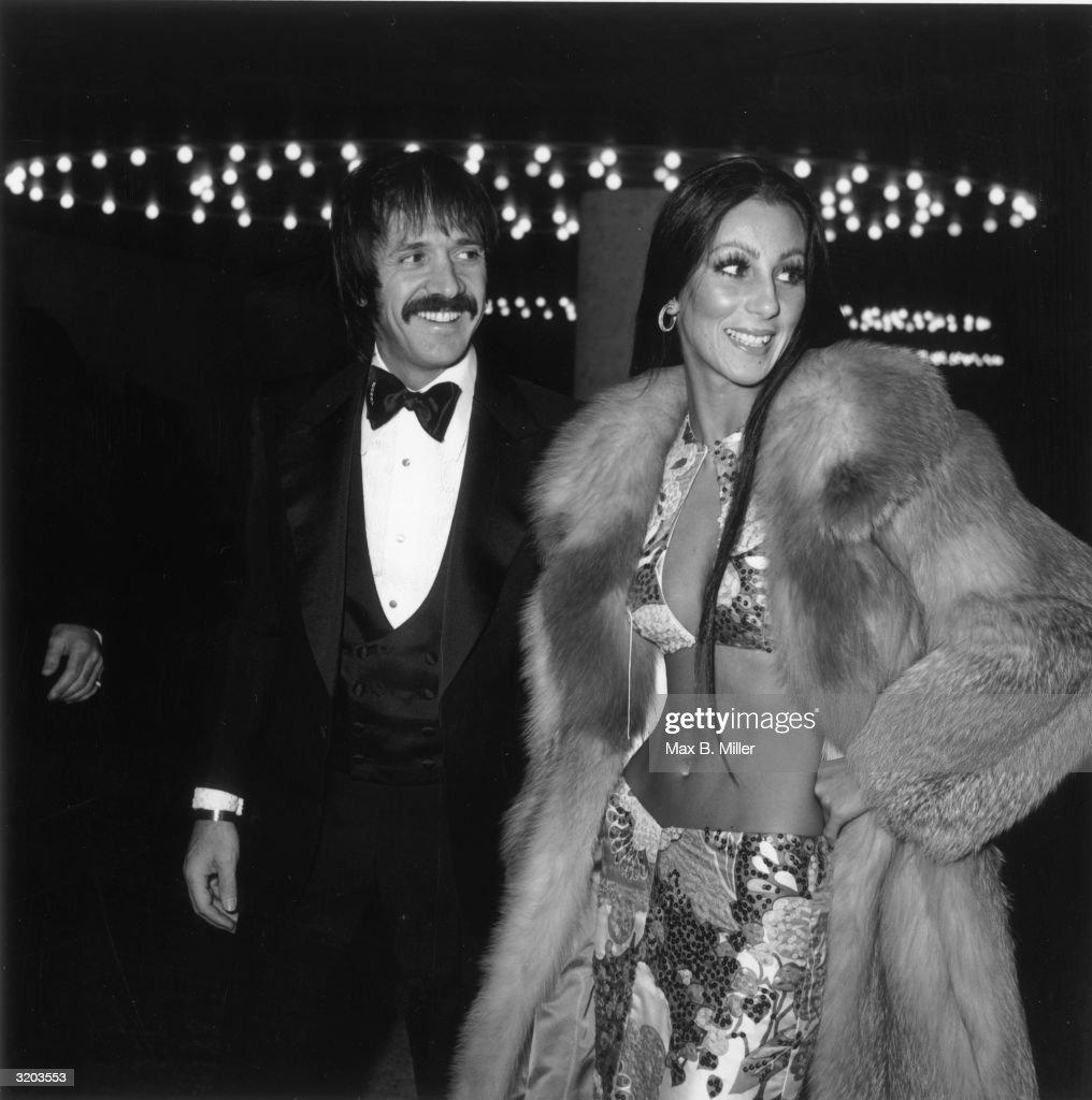 Sonny & Cher : News Photo