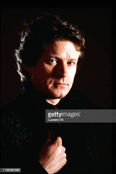 American singer-songwriter and drummer Don Henley, member of rock band The Eagles, Rome, Italy, circa 1989.