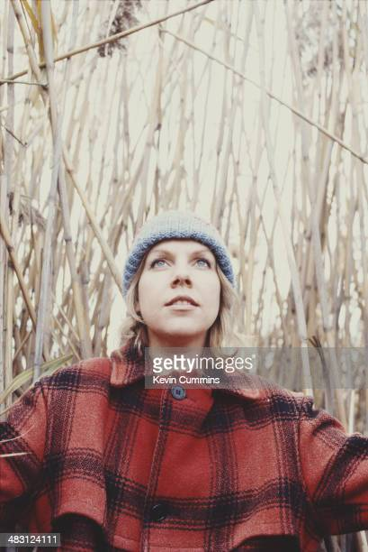 American singersongwriter and guitarist Tanya Donelly of rock group Belly circa 1995