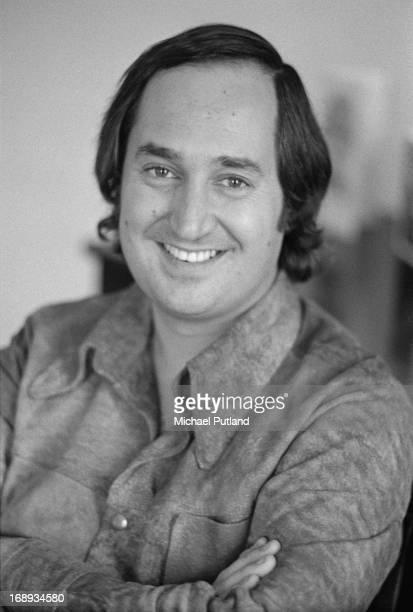 American singersongwriter and pianist Neil Sedaka 13th April 1973