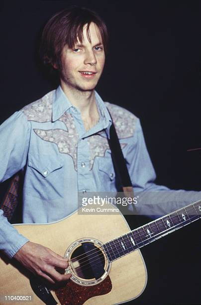 American singersongwriter Beck circa 1995