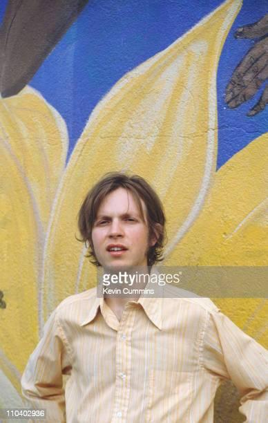 American singersongwriter Beck Los Angeles May 1996