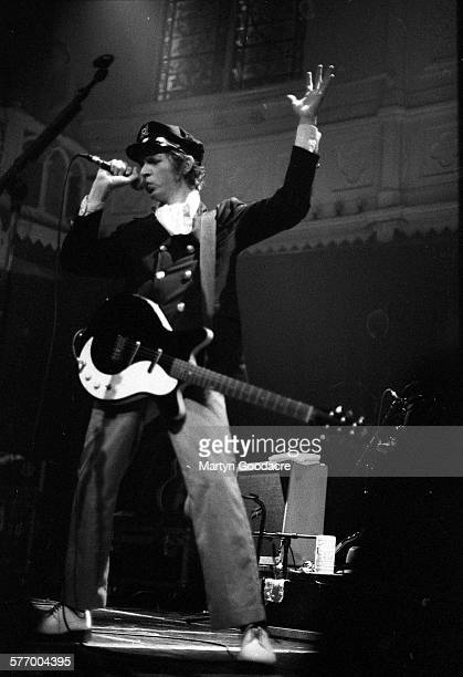 American singersongwriter Beck performing on the Odelay tour at Paradiso Amsterdam Netherlands 21st July 1996