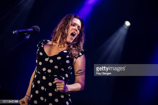 American singersongwriter Beth Hart performs at Afas Live Amsterdam Netherlands 30 November 2019