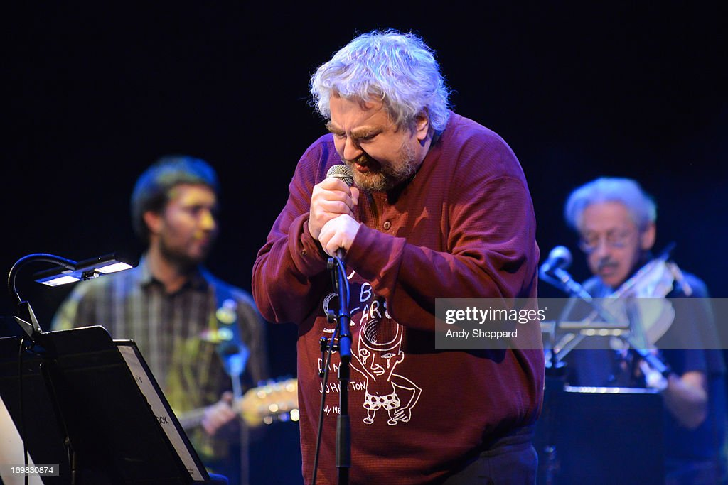 Daniel Johnston Performs In London