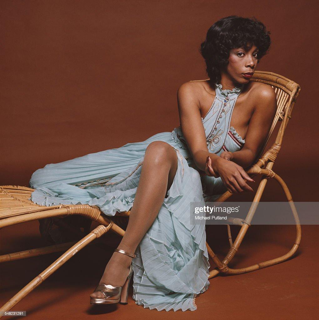 Donna Summer : News Photo
