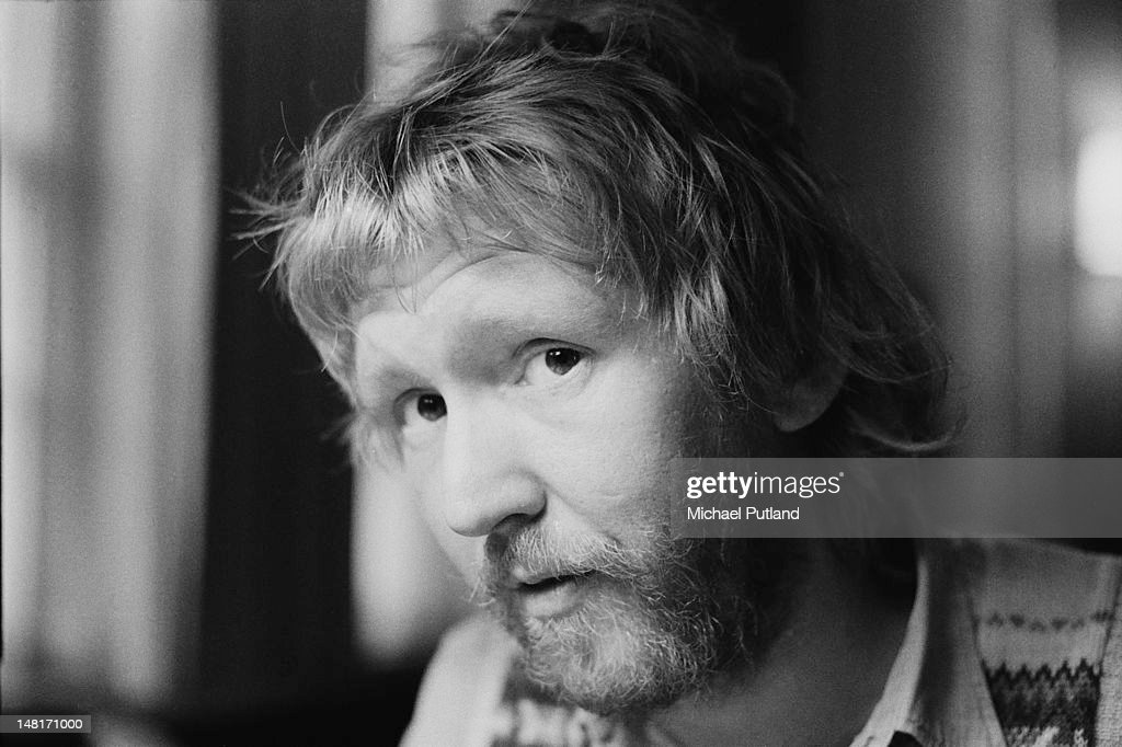 American singer-songwriter Harry Nilsson (1941 - 1994), 30th December 1971.