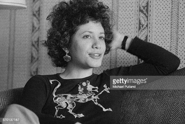 American singersongwriter Janis Ian London 28th May 1976