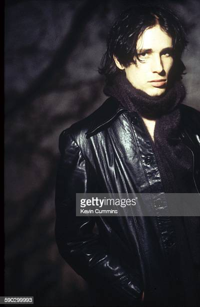 American singersongwriter Jeff Buckley Toulouse France February 1995