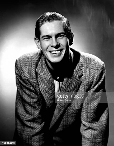 American singersongwriter Johnny Ray Montreal Canada 1953