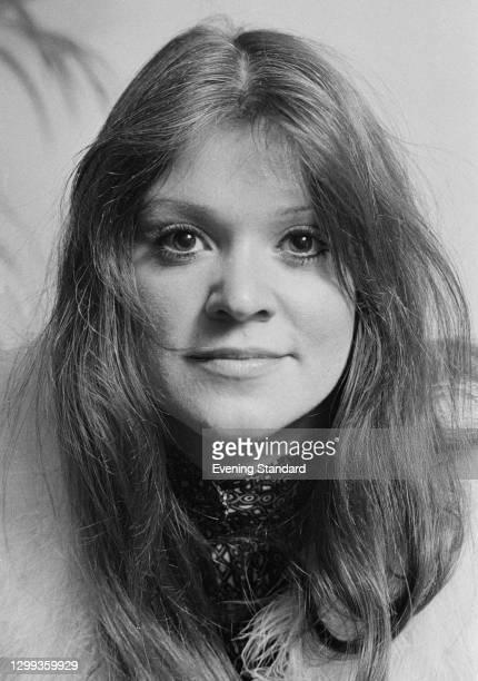 American singer-songwriter Melanie, born Melanie Anne Safka, UK, 18th October 1972.